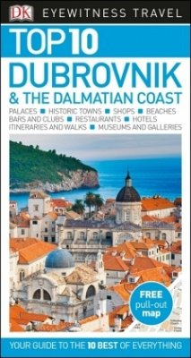 DK Eyewitness Top 10 Travel Guide Dubrovnik & t...