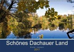 9783665582371 - Isemann, Dieter: Schönes Dachauer Land (Wandkalender 2017 DIN A3 quer) - Buch