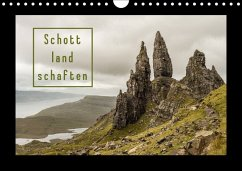 9783665582470 - Limmer, Markus: Schottlandschaften (Wandkalender 2017 DIN A4 quer) - Livre