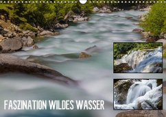 9783665582630 - MoNo-Foto: Faszination wildes Wasser (Wandkalender 2017 DIN A3 quer) - Kitap