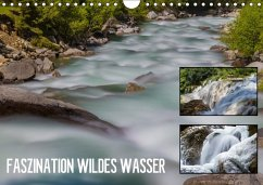 9783665582623 - MoNo-Foto: Faszination wildes Wasser (Wandkalender 2017 DIN A4 quer) - Kitap