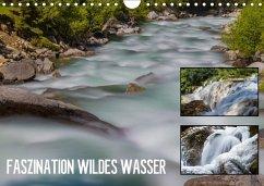 9783665582623 - MoNo-Foto: Faszination wildes Wasser (Wandkalender 2017 DIN A4 quer) - Buch