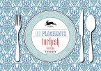 Placemat Pad Turkish Designs
