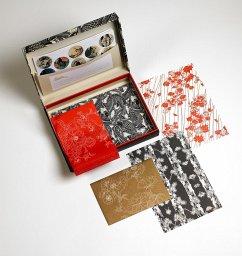 Letter Writing Box Japan