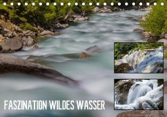 9783665582654 - MoNo-Foto: Faszination wildes Wasser (Tischkalender 2017 DIN A5 quer) - Buch
