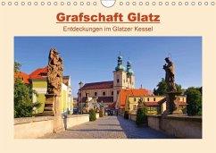 9783665582555 - LianeM: Grafschaft Glatz - Entdeckungen im Glatzer Kessel (Wandkalender 2017 DIN A4 quer) - Kitap