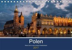 9783665582463 - Nowak, Oliver: Polen - Reise durch unser schönes Nachbarland (Tischkalender 2017 DIN A5 quer) - Kniha