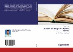9783330000407 - Konda, Murali: A Book on English Literary Terms - Buch