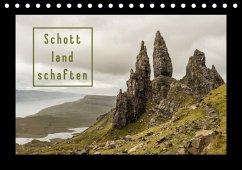 9783665582500 - Limmer, Markus: Schottlandschaften (Tischkalender 2017 DIN A5 quer) - Kitap