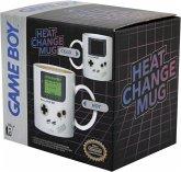 Nintendo Game Boy Thermoeffekt Tasse