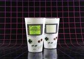 Game Boy Farbwechsel Glas 400ml