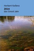 Wanderungen im Grexit Jahr 2014 (eBook, ePUB)