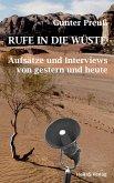Rufe in die Wüste (eBook, ePUB)