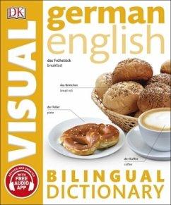 German English Bilingual Visual Dictionary (with audio)