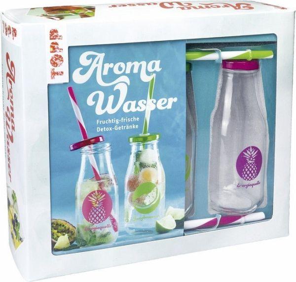 Kreativ-Set Aroma-Wasser von Anne Iburg - Buch - bücher.de