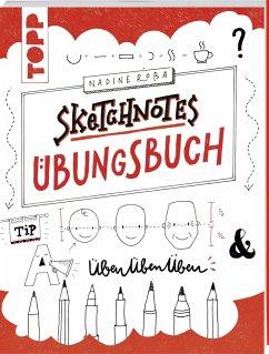 Sketchnotes Übungsbuch - Roßa, Nadine