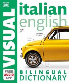 Italian English Bilingual Visual Dictionary (with audio)
