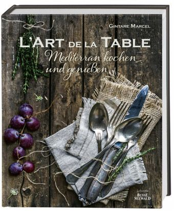 L'Art de la Table - Marcel, Gintare