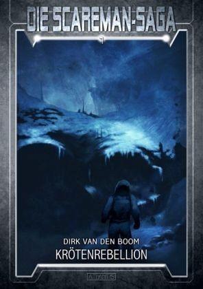 Buch-Reihe Die Scareman-Saga