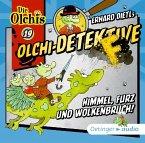 Himmel, Furz und Wolkenbruch! / Olchi-Detektive Bd.19 (1 Audio-CD)