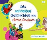 Die schönsten Geschichten von Astrid Lindgren, 3 Audio-CD