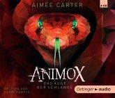 Das Auge der Schlange / Animox Bd.2 (4 Audio-CDs)