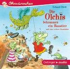 Die Olchis bekommen ein Haustier / Die Olchis Bd.6