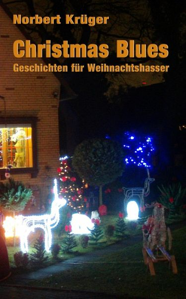 Christmas Blues (eBook, ePUB) - Krüger, Norbert