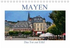 9783665582739 - Bartruff, Thomas: Mayen - Das Tor zur Eifel (Tischkalender 2017 DIN A5 quer) - Kniha