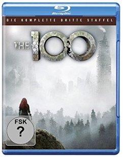 The 100 - Staffel 3 - 2 Disc Bluray - Eliza Taylor,Paige Turco,Bob Morley