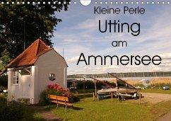 9783665582784 - Flori0: Kleine Perle Utting am Ammersee (Wandkalender 2017 DIN A4 quer) - Kniha