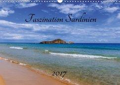 9783665583040 - Lortz, Sabine: Faszination Sardinien (Wandkalender 2017 DIN A3 quer) - Buch