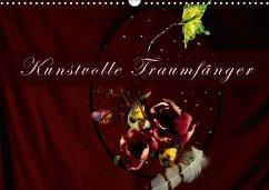 9783665582937 - Tanja Richter, Schamanin: Kunstvolle Traumfänger (Wandkalender 2017 DIN A3 quer) - Livre