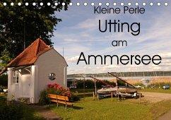 9783665582814 - Flori0: Kleine Perle Utting am Ammersee (Tischkalender 2017 DIN A5 quer) - Livre