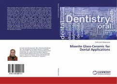 9783330000131 - Muhammed, Fenik Kaml: Miserite Glass-Ceramic for Dental Applications - Buch