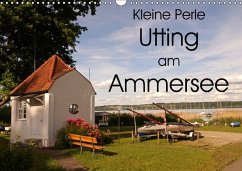 9783665582791 - Flori0: Kleine Perle Utting am Ammersee (Wandkalender 2017 DIN A3 quer) - Kitap