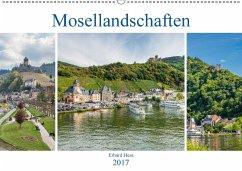 9783665582906 - Hess, Erhard: Mosellandschaften (Wandkalender 2017 DIN A2 quer) - Kitap