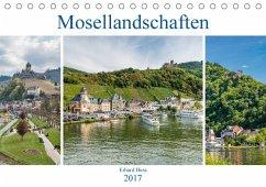 9783665582913 - Hess, Erhard: Mosellandschaften (Tischkalender 2017 DIN A5 quer) - Bok