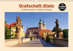 9783665583071 - LianeM: Grafschaft Glatz - Entdeckungen im Glatzer Kessel (Wandkalender 2017 DIN A3 quer) - Buch