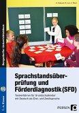 Sprachstandsüberprüfung und Förderdiagnostik (SFD)