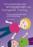 Grundschulkinder entspannen mit Autogenem Training