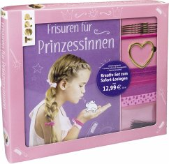 Kreativ-Set Frisuren für Prinzessinnen (Restexemplar) - Diekmann, Jutta