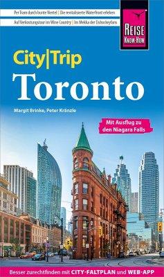Reise Know-How CityTrip Toronto (eBook, PDF) - Kränzle, Peter; Brinke, Margit