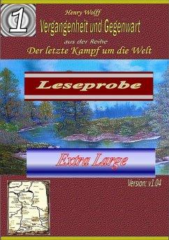 Vergangenheit und Gegenwart Leseprobe XXL (eBook, ePUB) - Wolff, Henry