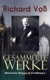 Gesammelte Werke: Historische Romane & Erzählungen (eBook, ePUB)