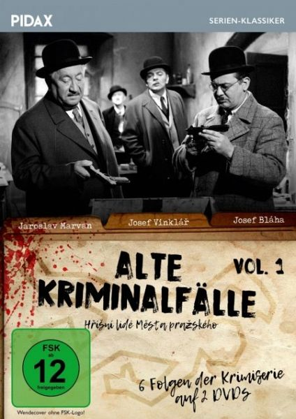 alte kriminalf lle vol 1 2 discs auf dvd portofrei bei b. Black Bedroom Furniture Sets. Home Design Ideas