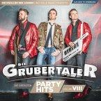 DIE GRUBERTALER - Die größten Partyhits - Vol. VIII