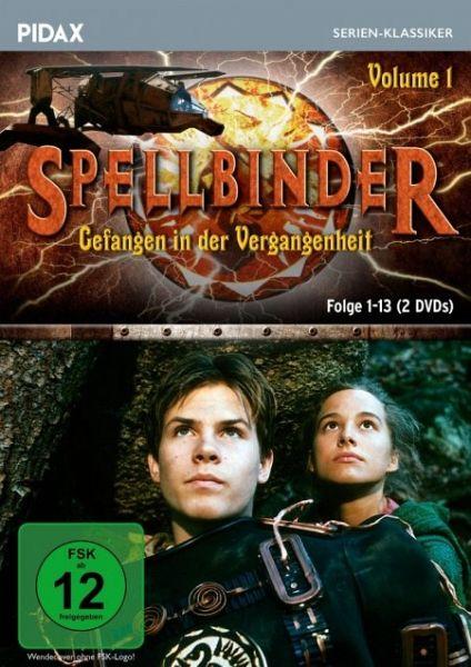 Spellbinder - Gefangen in der Vergangenheit, Volume 1 (2 ...