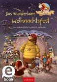 Hase und Holunderbär - Das wunderbare Weihnachtsfest (Hase und Holunderbär) (eBook, ePUB)