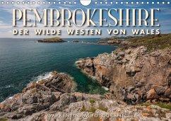 9783665583583 - Warkentin, Karl H.: Pembrokeshire - Der wilde Westen von Wales (Wandkalender 2017 DIN A4 quer) - Buch